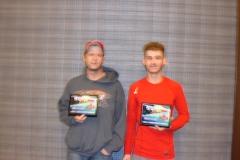Josh Hamp & Skyler Butterfield
